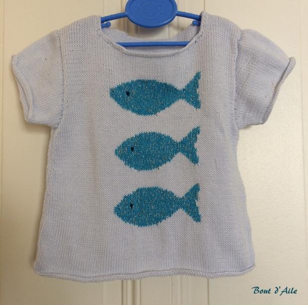 Pull poissons (5)